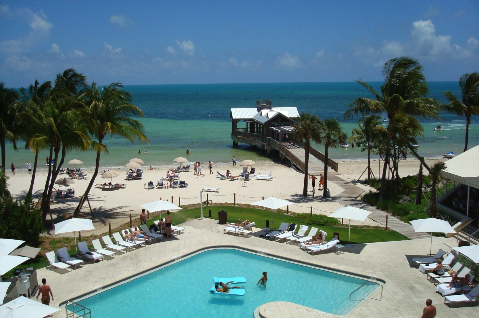 Marriott Beachside Resort - Key West, FL